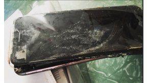 Usuarios chinos denunciaron explosiones del iPhone 7