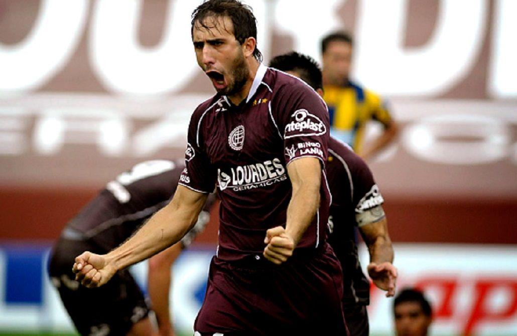 Izquierdoz ganó con un título con el Granate: la Copa Sudamericana 2013
