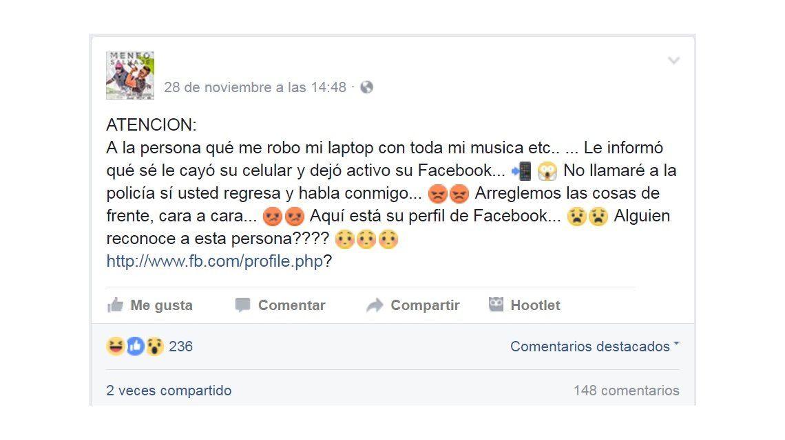 Una mujer murió de un paro cardíaco por una popular broma de Facebook