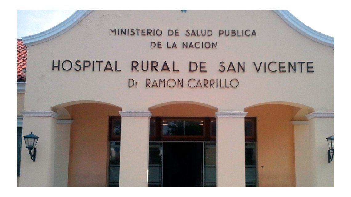 Hospital Rural de San Vicente Ramon Carrillo