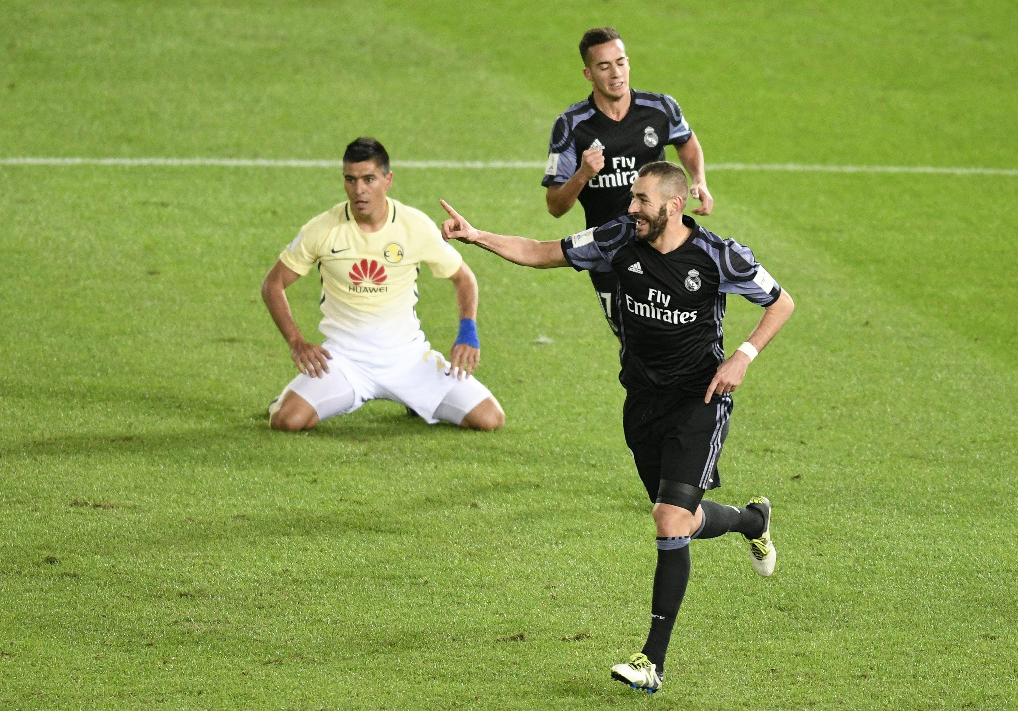 El francés Benzemá será la carta de gol del Merengue