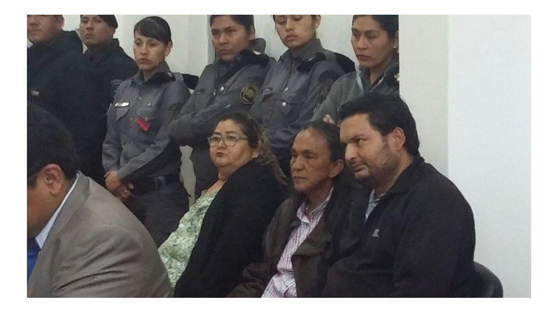 Milagro Sala en los tribunales de Jujuy