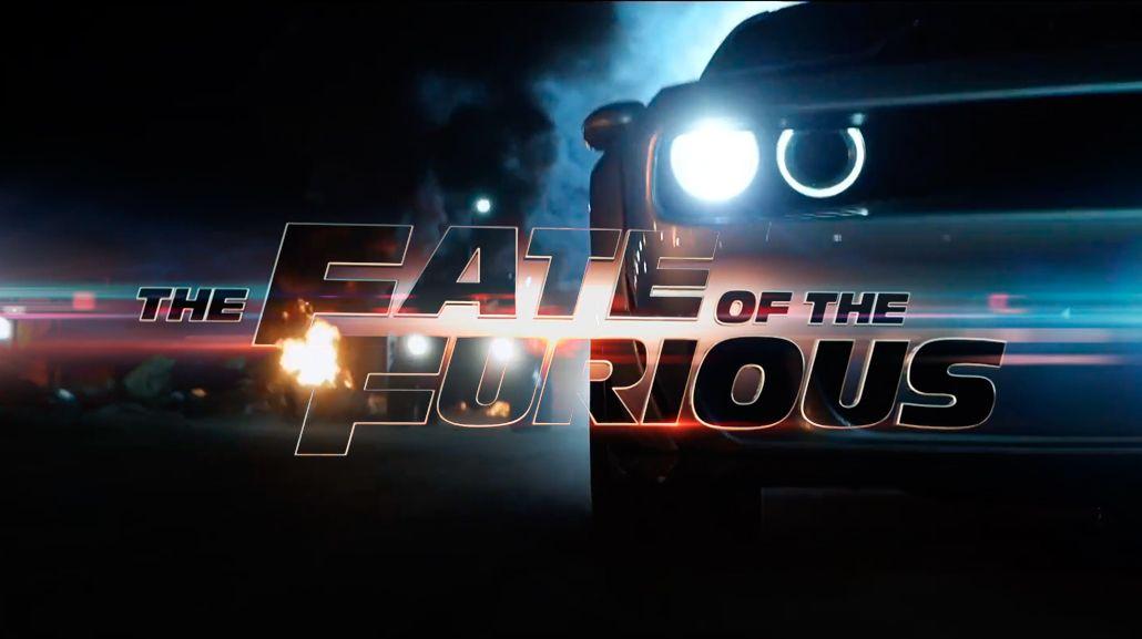 El trailer de Rápido y furioso 8