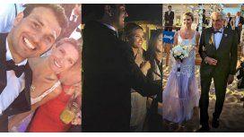 El casamiento de Sofía Zámolo