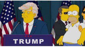 Homero y Trump