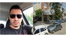 Mariano Antono Alava Mero, acusado de abuso sexual en la Clínica Estrada de Remedios de Escalada