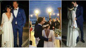 El casamiento de Nico Vázquez y Gime Accardi