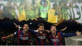Barcelona quiere rendir homenaje a Chapecoense