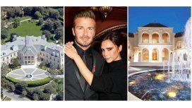 Victoria y David Beckham buscan mudarse a una mega mansión