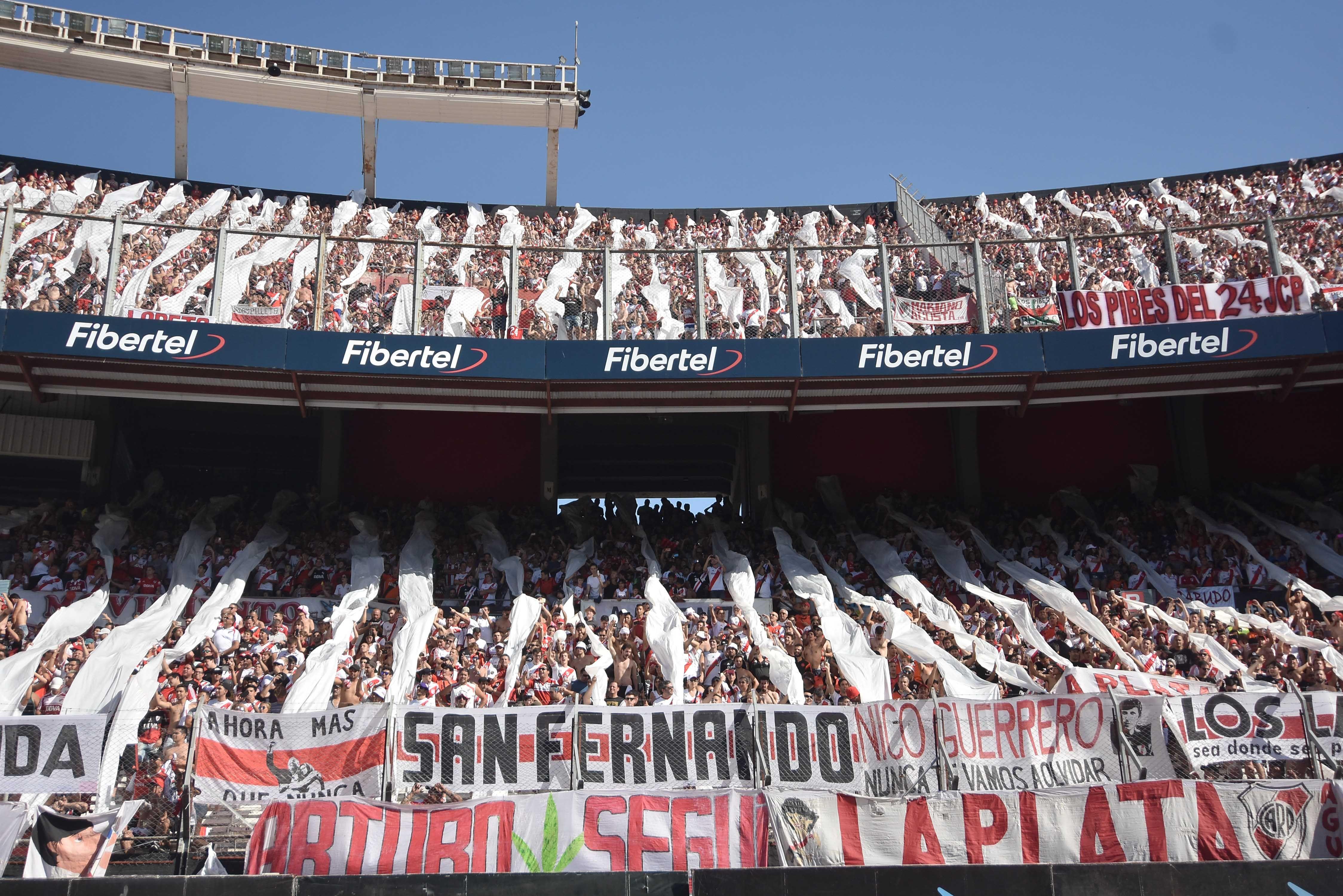 Los hinchas de River quieren revancha en Córdoba