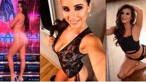 La bailarina de Showmatch que conquistó a Fede Bal