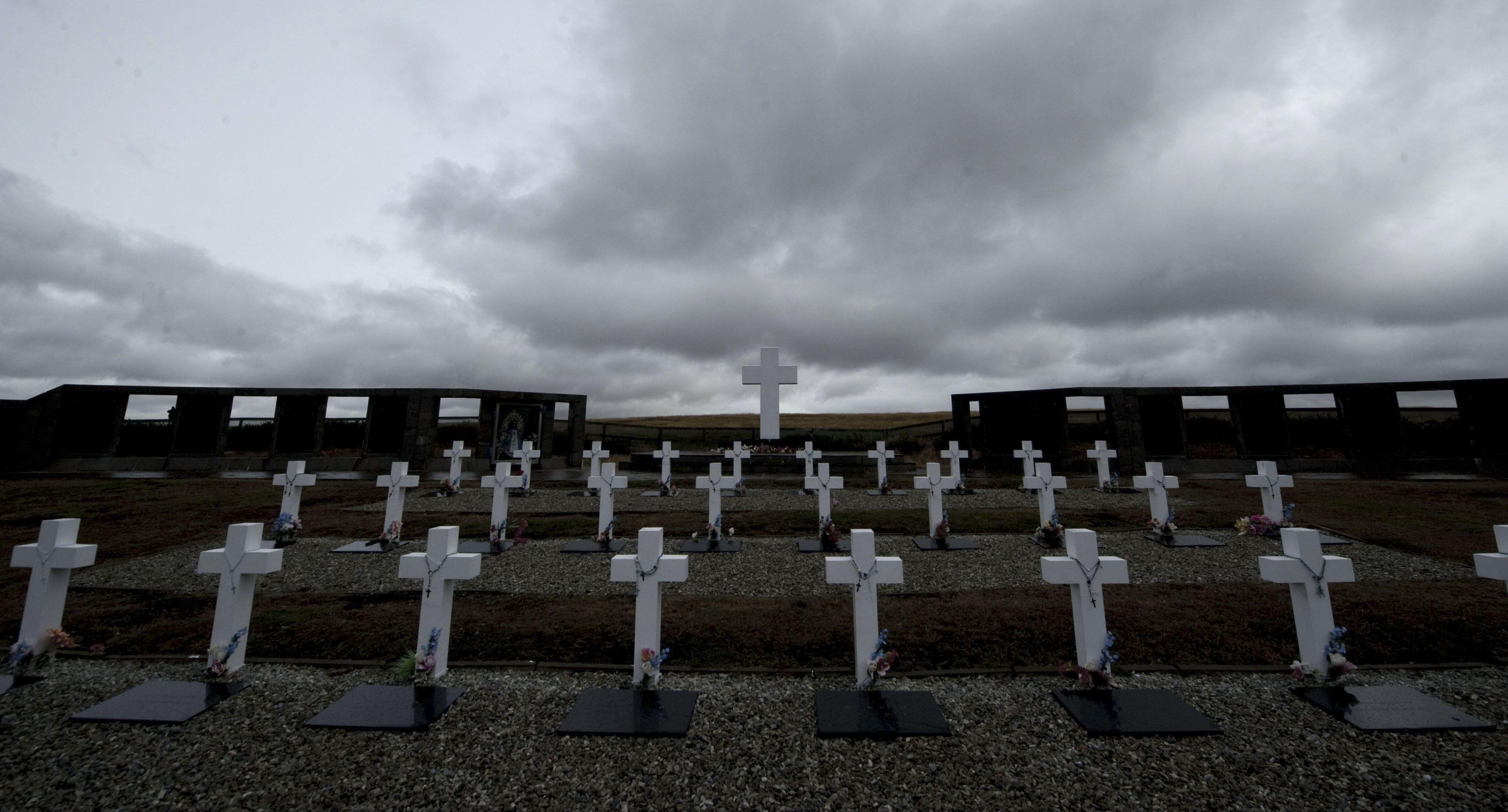 El cementerio de Darwin