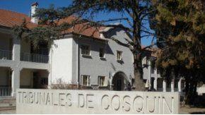 Tribunales de Cosquín, dónde está radicada la causa