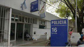 13 presos se fugaron en la seccional 16 de Rosario