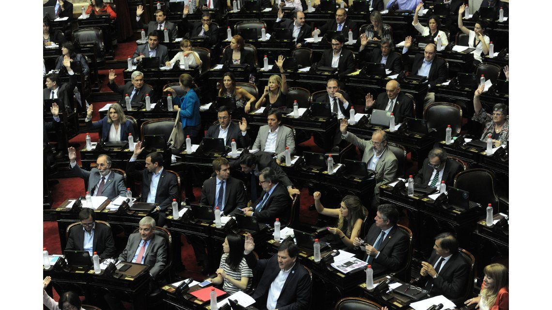 Diputados aprobó la Emergencia Social