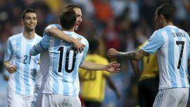 La Selección, segunda en el ranking FIFA