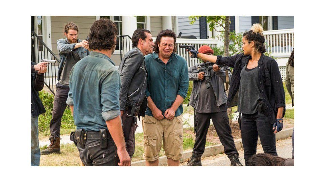 Se emitió el último capítulo de la mitad de la séptima temporada de The Walking Dead