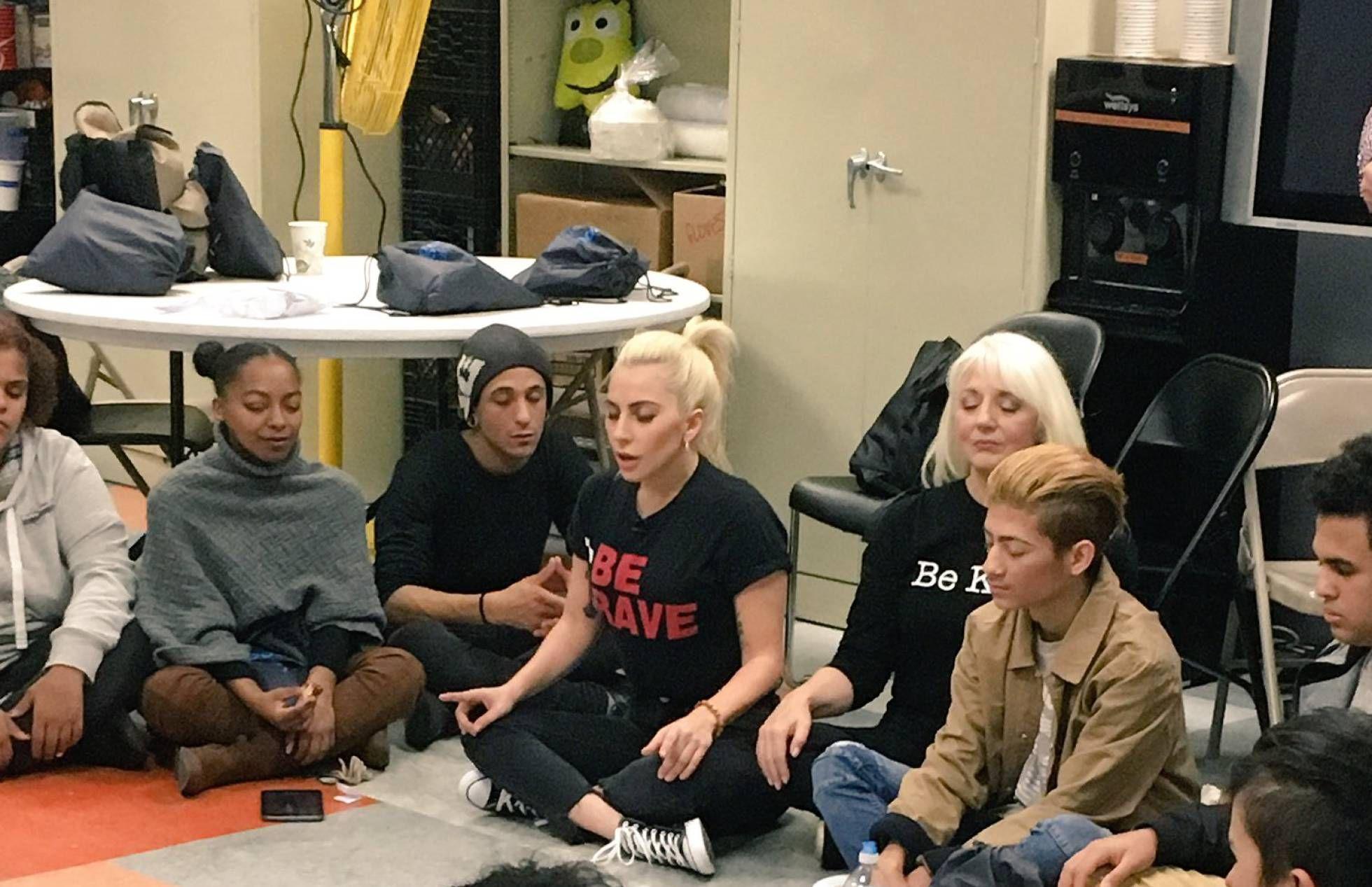 La confesión de Lady Gaga