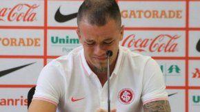 El Cabezón todavía pertenece al club de Porto Alegre