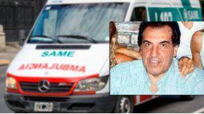 el SAME negó las acusaciones de la familia del empresario Pascual Mollo