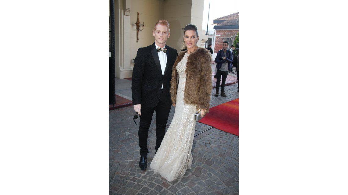 Martín Liberman y Marcela Greco