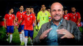 El vidente y su predicción sobre la selección chilena.