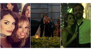 Los entretelones del casamiento de Nico Vázquez y Gime Accardi