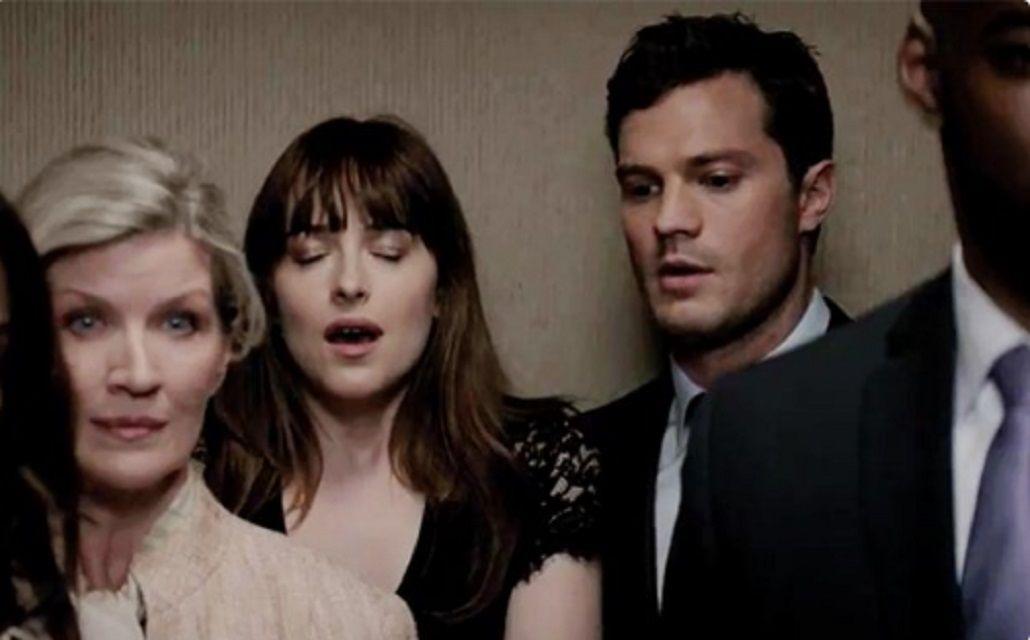 El nuevo trailer de Fifty shades darker