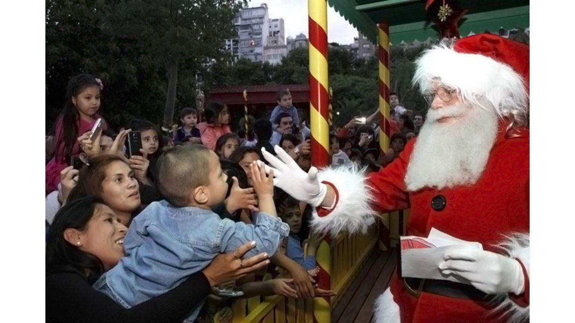 La Navidad llega este jueves a la Ciudad.