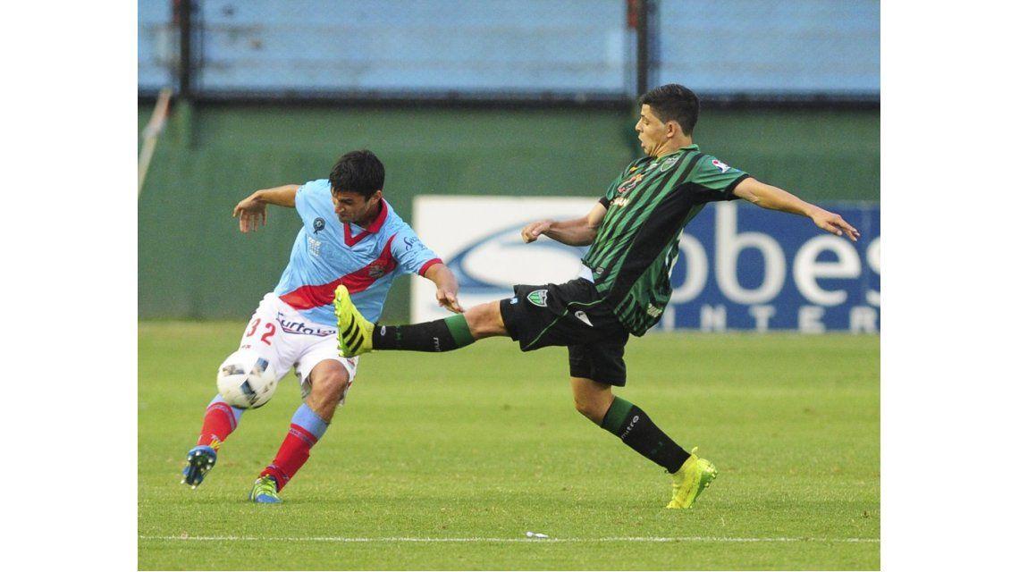 Arsenal empató con San Martín de San Juan