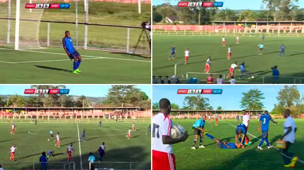 Un jugador murió mientras jugaba un partido en Tanzania