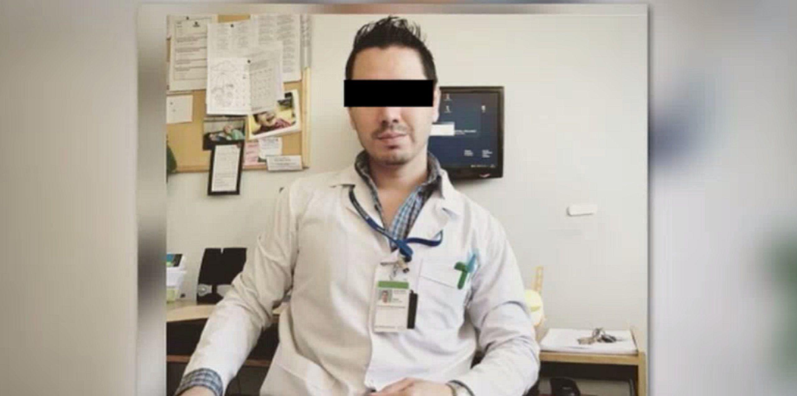 Cayó médico abusador