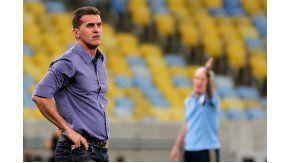 Mancini, de 50 años, reemplazará a Caio Junior