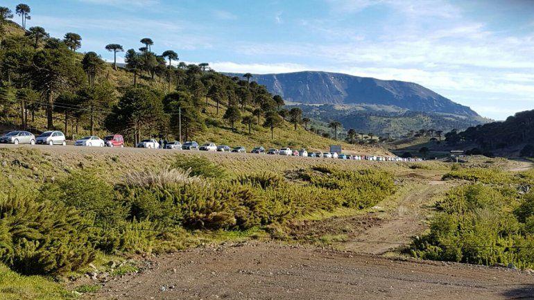 Miles de turistas cruzarán a chile este fin de semana largo