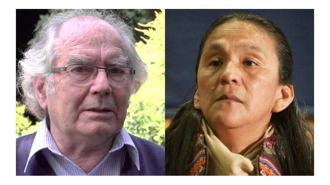 Pérez Esquivel criticó la detención de Milagro Sala