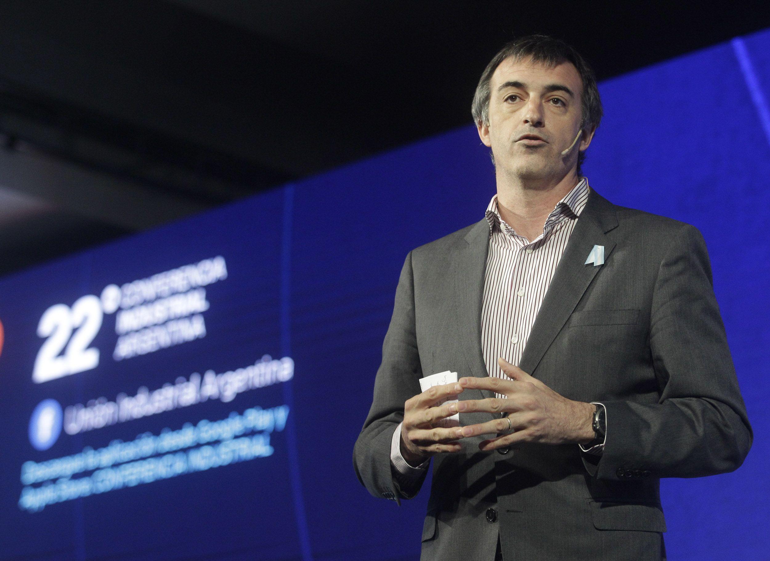 Esteban Bullrich dio una conferencia por la exclusión de Argentina de PISA
