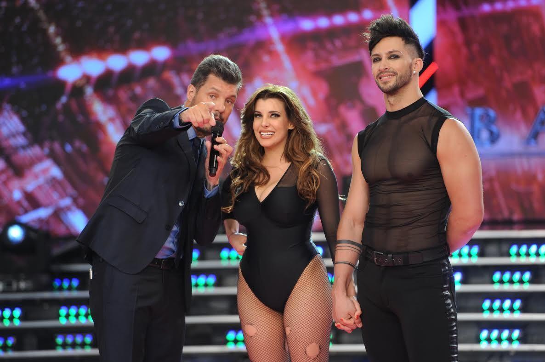 Charlotte Caniggia se quedó porque no hay salsa barbacoa en Argentina.