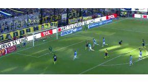 Emanuel Insúa metió un gol en contra