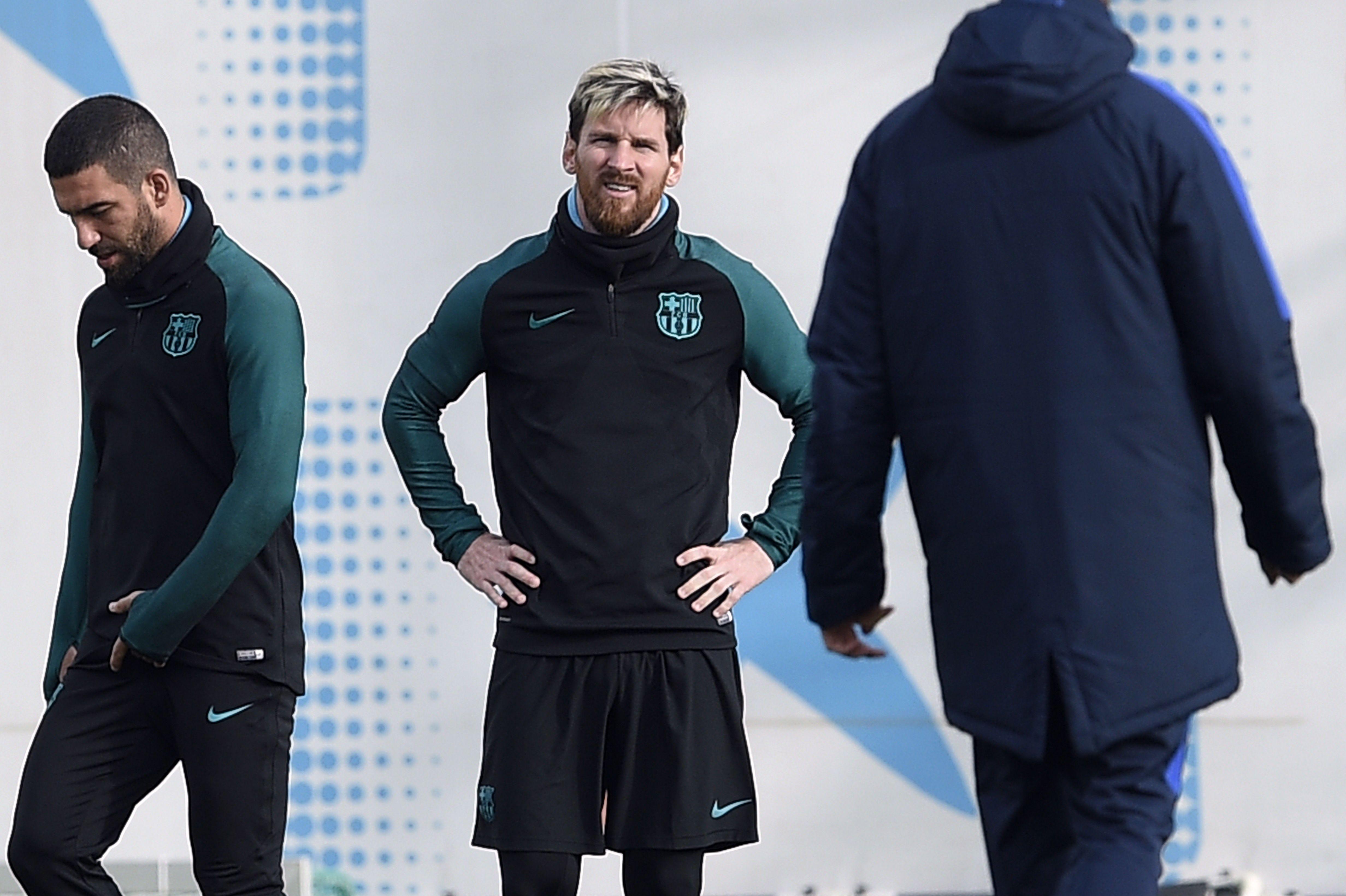 Lionel Messi va por otro récord