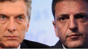 Macri cruzó fuerte al líder del Frente Renovador