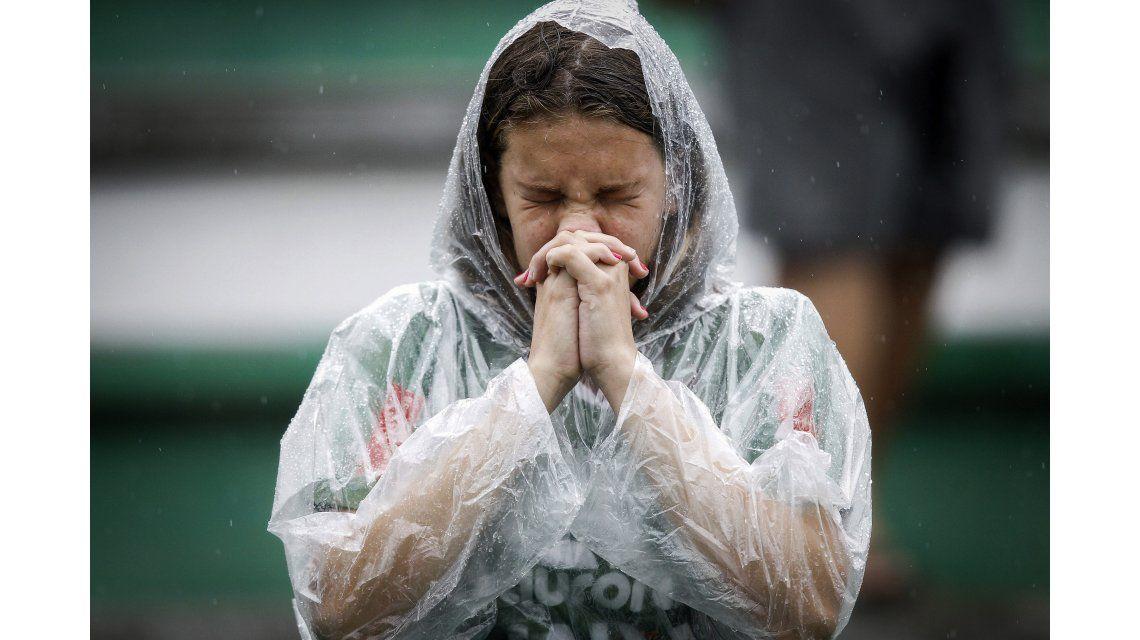 Brasil despide a las víctimas de Chapecoense