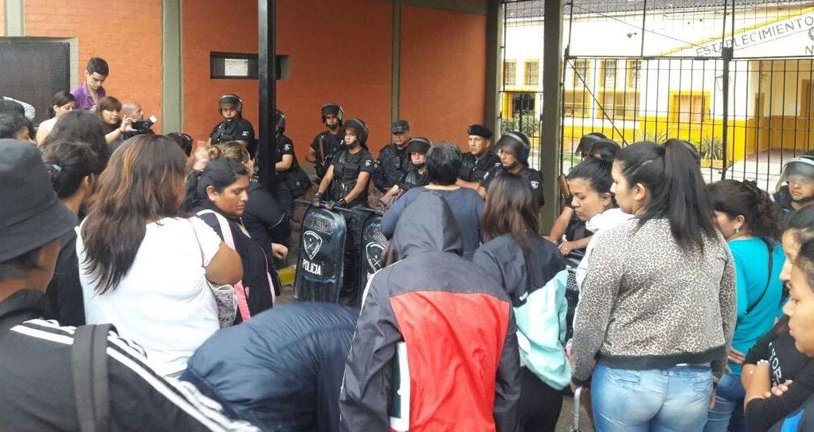 Motín en una cárcel de Jujuy: murió el sobrino de un referente de Tupac Amaru