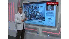 El Grupo Olmos compró Crónica TV