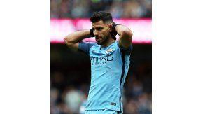 El argentino es un emblema en el club inglés