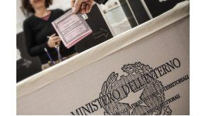 Referéndum en Italia