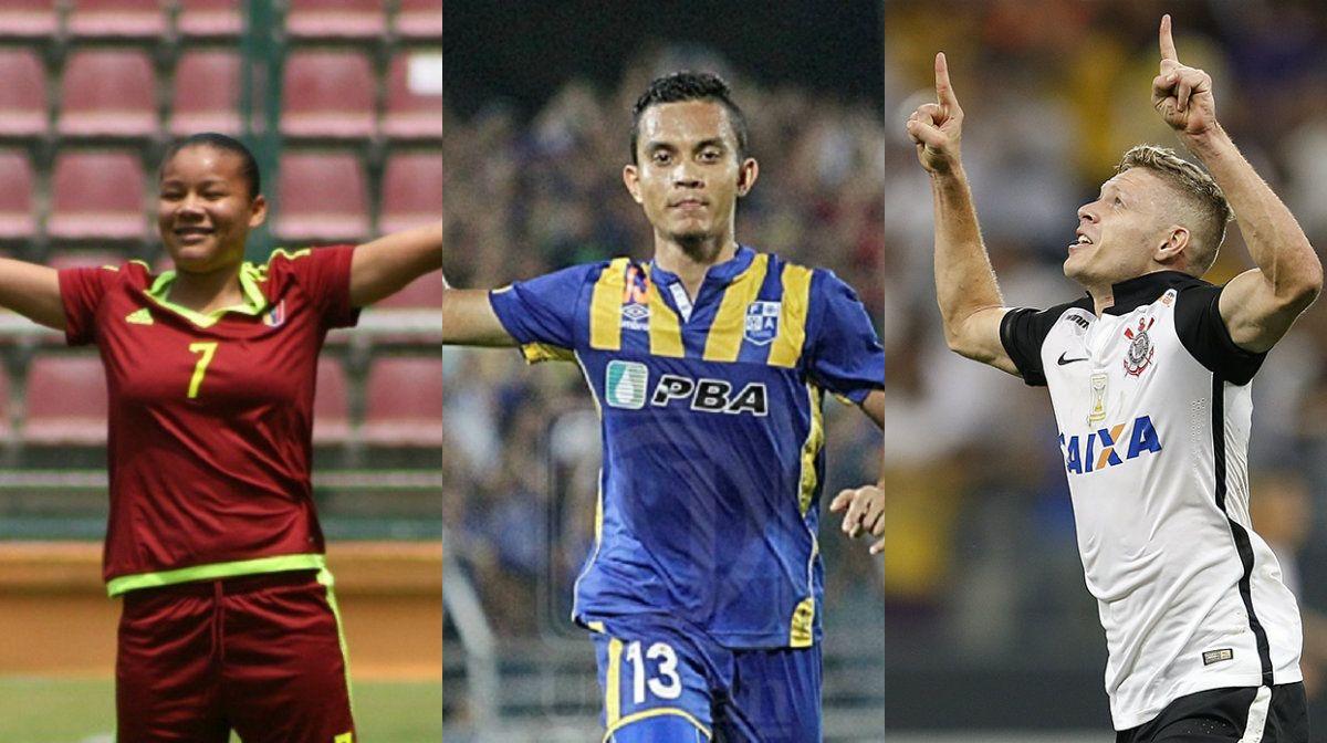 Los tres nominados al gol del año