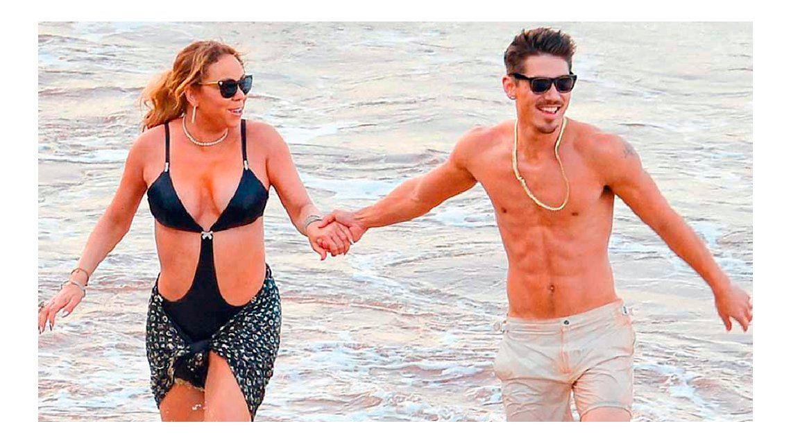 Mariah Carey y nuevo novio