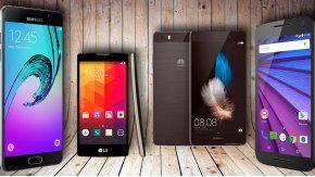 Movistar lanza una promoción de 2x1 en smartphones 4G
