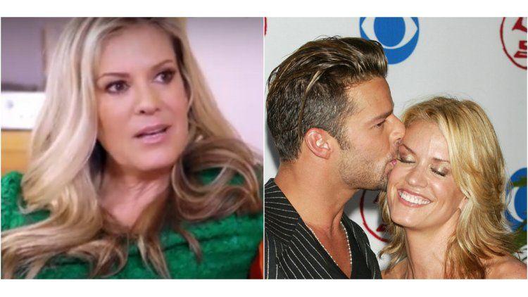 Rebecca del Alba confesó que perdió un embarazo de Ricky Martin