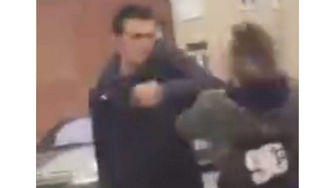 Noqueó al compañero que le hacía bullying